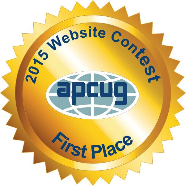 2015 Website First Place