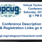 FREE 2018 WINTER VIRTUAL TECHNOLOGY CONFERENCE (VTC)